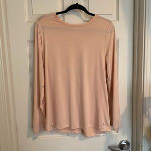 Torrid blush active jersey shirt Size 0